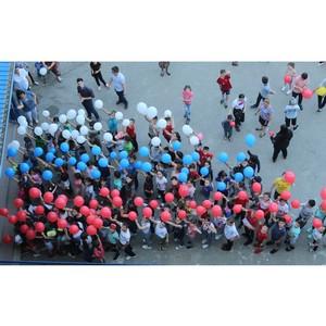 Активисты ОНФ организовали детский праздник в социально-реабилитационном центре «Радуга» в Нальчике