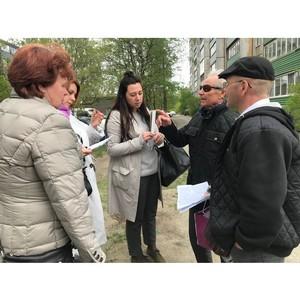 ОНФ помог жителям Петрозаводска решить вопрос с корректировкой перечня работ по благоустройству