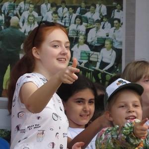 При поддержке БФ «Сафмар» Михаила Гуцериева открылась творческая смена для одаренных детей