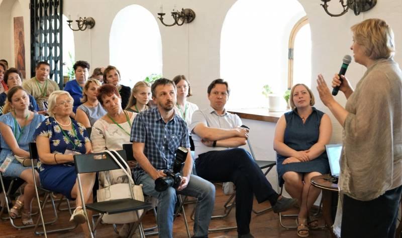Цунаева: Миссия организаторов поисковых музеев – подобрать слова, которые тронут сердца