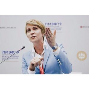 Шмелева: В России создается научно-образовательная среда для лучших кадров, идей и смыслов