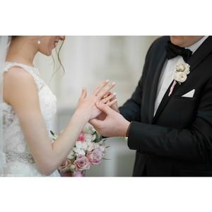 Назван средний возраст вступления россиян в брак