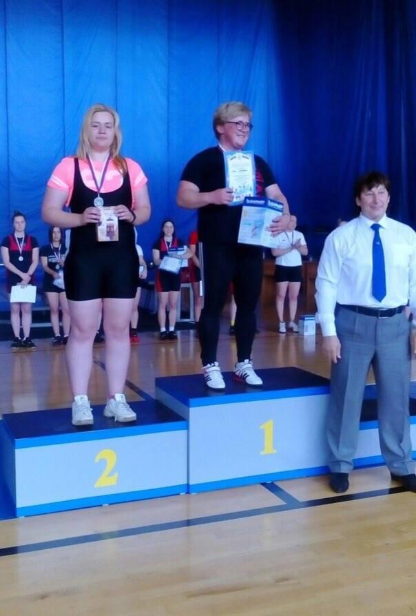 Студентка Дзержинского филиала РАНХиГС завоевала серебряную медаль Всероссийских соревнований