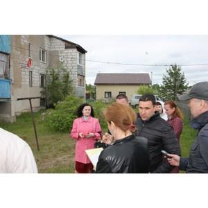 'онд ∆' вз¤л на контроль подн¤тую ќЌ' в оми проблему капремонта дома в поселке раснозатонский