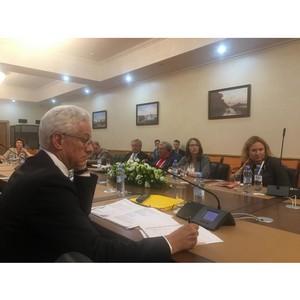 Представители «От Винта!» обсудили корпоративную социальную ответственность с нефтяными компаниями