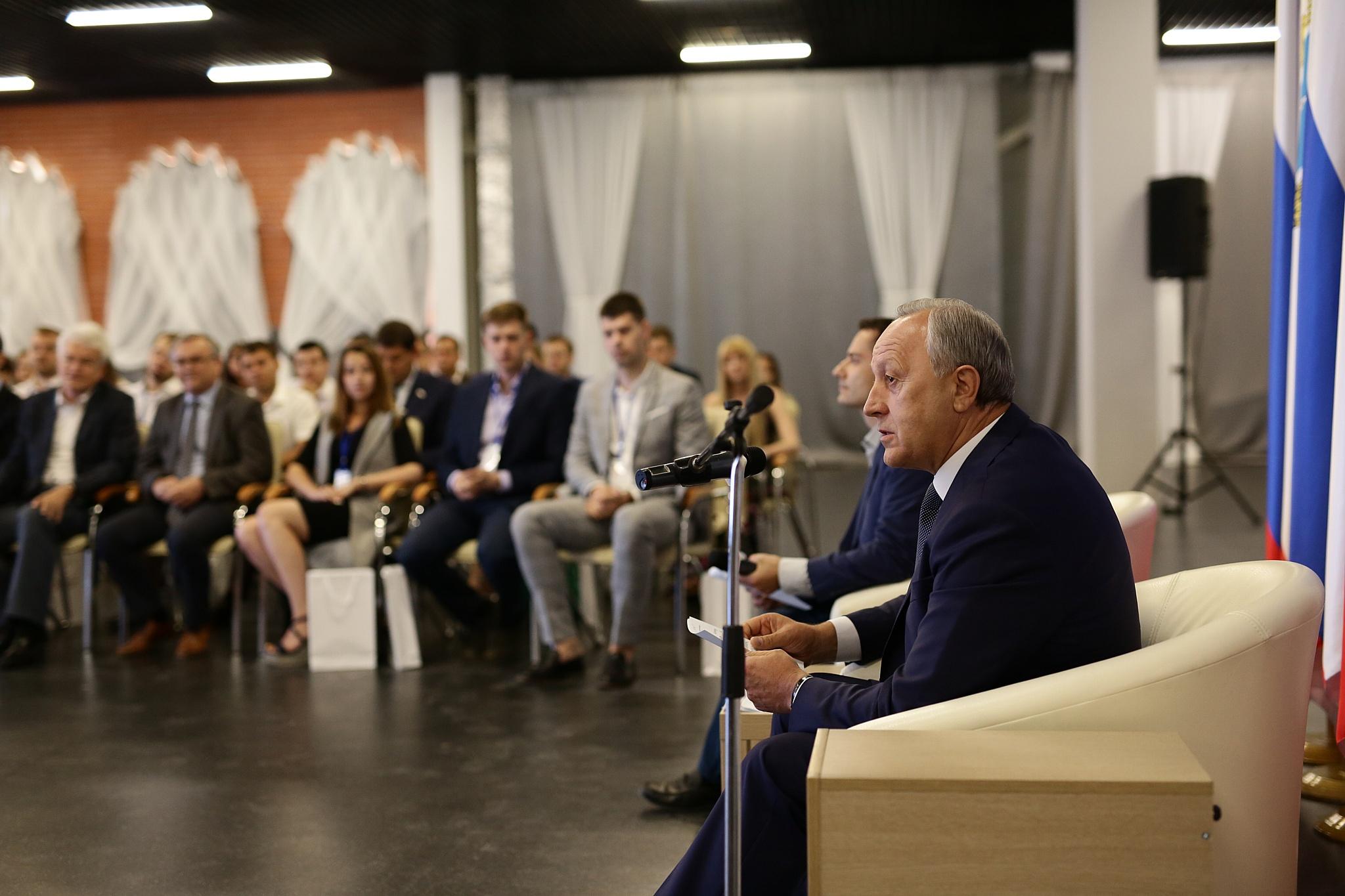 Сотрудники ОАО«Саратовнефтегаз» прошли отбор в проект«Школа молодых управленцев Саратовской области»
