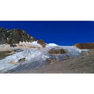 Ледники Эльбруса стали таять в три раза быстрее