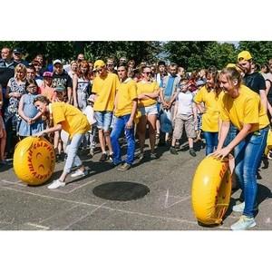 Россельхозбанк приглашает на «Фестиваль сыра» в Кострому