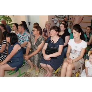Активисты ОНФ в Мордовии провели с родителями дошкольников беседу на тему «Детство под защитой»