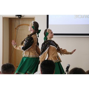 В День ветерана таможенной службы состоялся I этап фестиваля искусств Золотой Кадуцей
