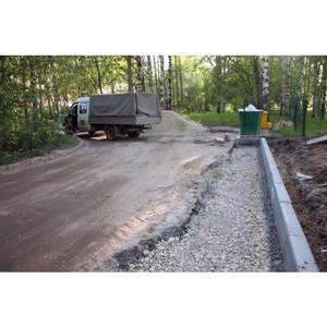 ОНФ в Коми добился проведения ремонта подъездных путей к больницам Сыктывкара и Эжвинского района