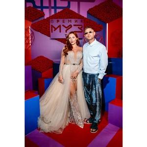 Самые летние гости на самой летней премии: Митя Фомин и Ксения Недодаева