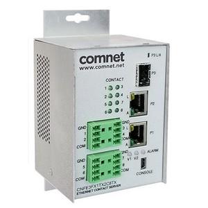 Новый компактный промышленный 3-портовый коммутатор с функцией Port Guardian от ComNet