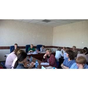 Управление Росреестра продолжает практику выездных семинаров