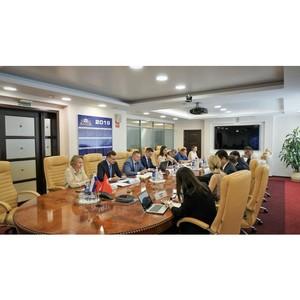В Новороссийске состоялось 3-е заседание рабочей группы Комитета таможенных служб России и Турции