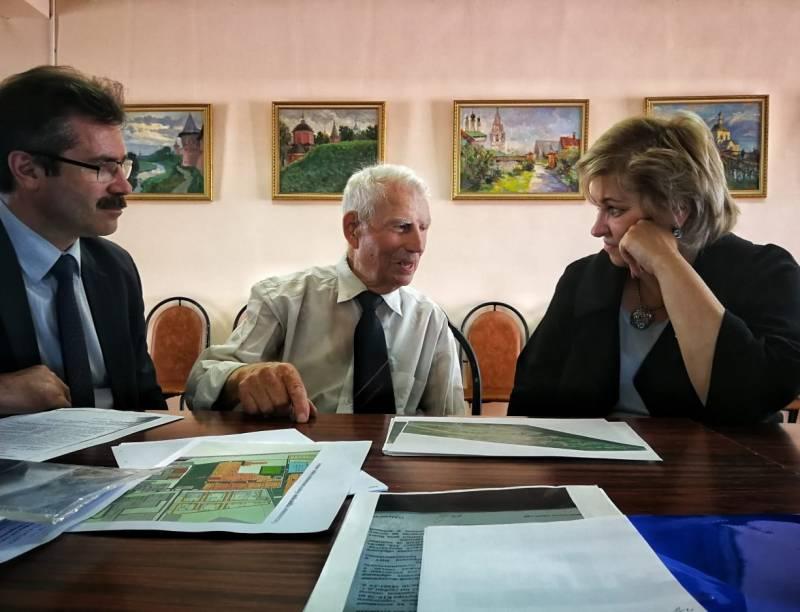 ќЌ' проверит, как реализуютс¤ проекты-победители конкурса на благоустройство малых городов и исторических поселений