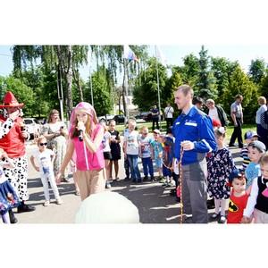 День защиты детей сотрудники Костромаэнерго