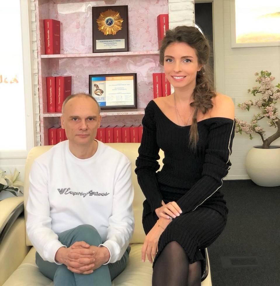 Анастасия Бурдюг дала интервью на тему методики ручной пластики.