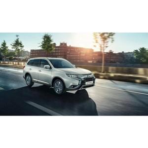 Mitsubishi Outlander доступен клиентам «Балтийского лизинга» за 15 759* рублей в месяц
