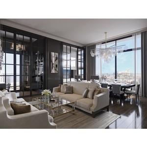 В особняке «Камелия» комплекса «Полянка/44» открыты продажи квартир и видовых пентхаусов