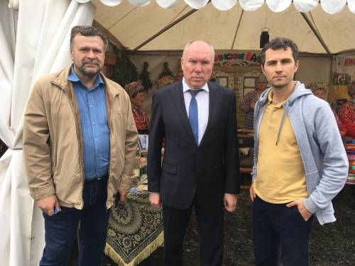 Выезд делегации МОО «МАП» в Республику Мордовия