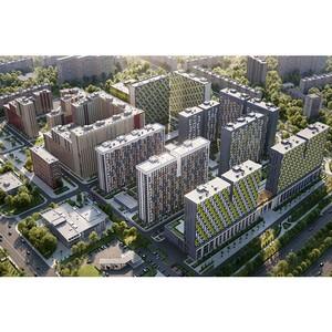 Сданы семь зданий в ЖК «Летний сад» в Дмитровском районе САО Москвы