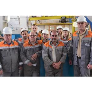 На заводе «Белгородский цемент» определили лучших профессионалов