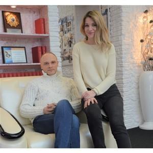 """Актриса Женя Малахова: """"Я стала идеальной после методики """"Ручная пластика®"""""""