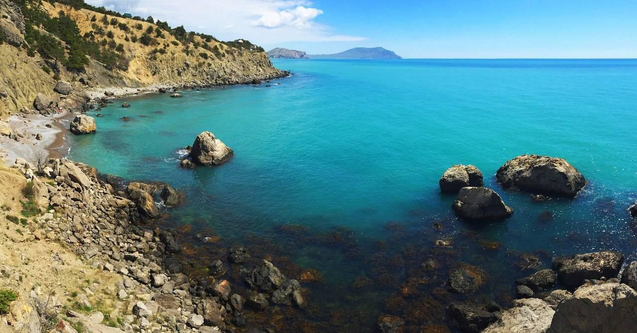 Отдых «дикарями» в Крыму