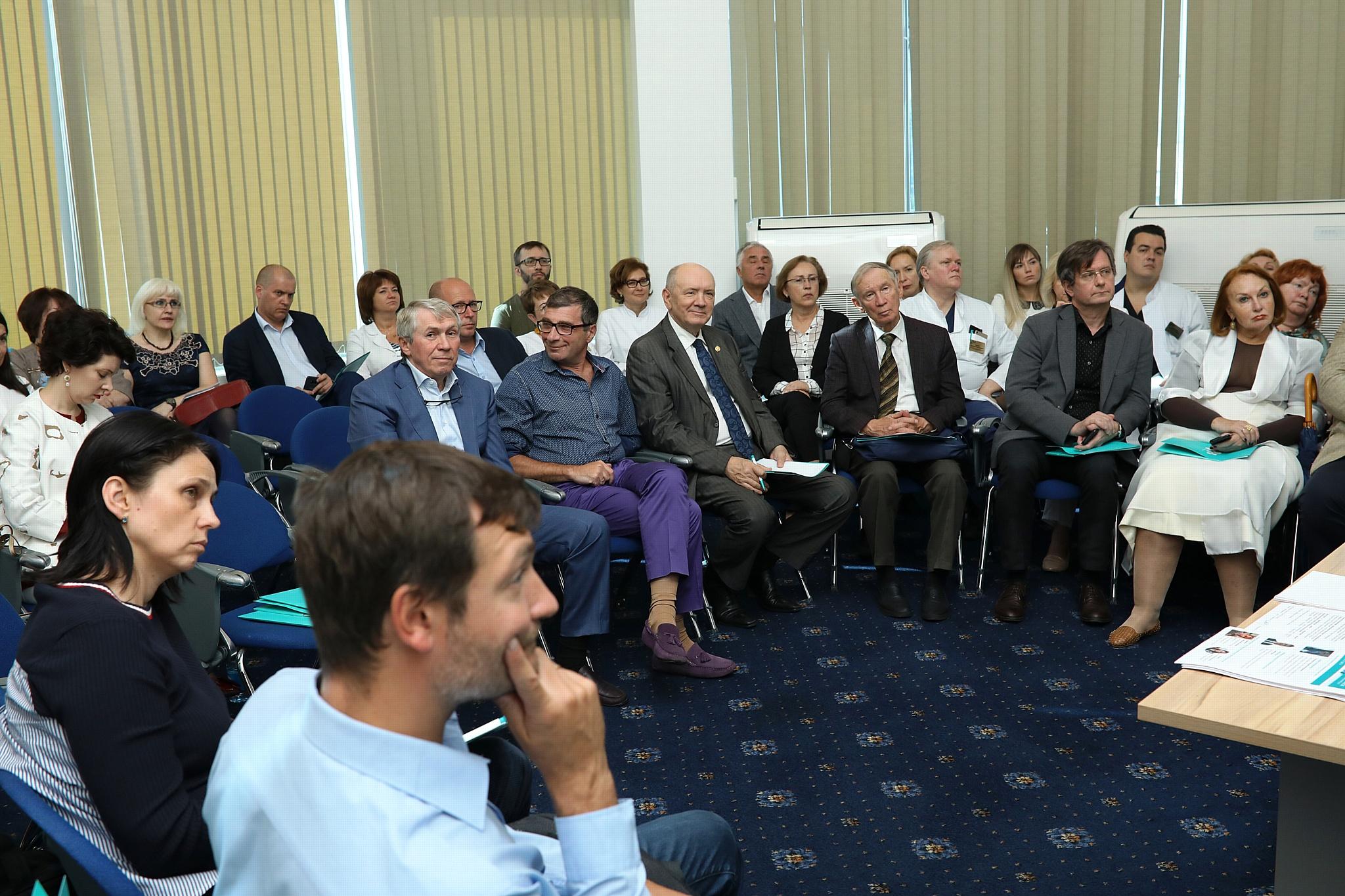 Ученый Совет МЕДСИ: новые направления исследований, практические задачи и эксперты в составе