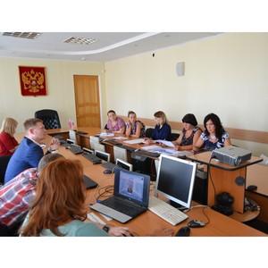 В Управлении Росреестра обсудили вопросы о границах между Челябинской и Свердловской областями