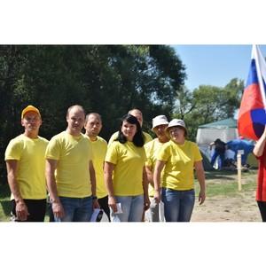 Сотрудники Тамбовэнерго заняли призовое место в областном туристическом слете