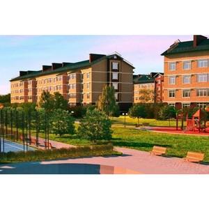 В ЖК «Марьино Град» в Новой Москве достроены шесть корпусов
