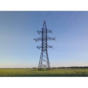 Выполнение работ вблизи линий электропередачи может закончится несчастьем