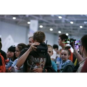 Минпромторг РФ и Фонд «От винта!» представят на GMIS молодежную технологическую площадку.