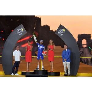 Велокоманда Deceuninck – Quick-Step подвела итоги незабываемой гонки Тур де Франс 2019