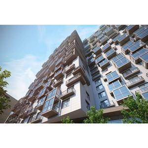 Жилой комплекс построен в районе Лефортово ЮВАО Москвы