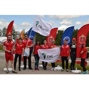 АО «ТНС энерго Тула» приняло участие в спортивных состязаниях, приуроченных ко Дню молодежи