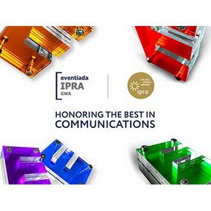 Eventiada IPRA Golden World Awards 2019 начинает приём работ