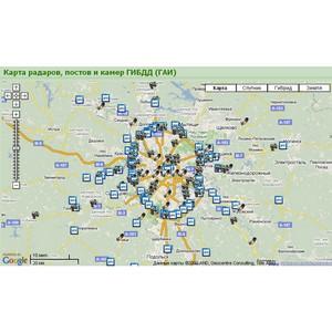 Мельков: Карта с дорожными камерами на сайте ГИБДД будет полезной, но о них должны сообщать специальные знаки