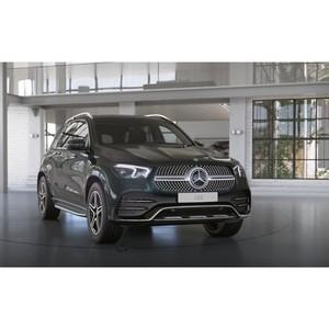 «Балтийский лизинг» принял участие в презентации нового Mercedes-Benz GLE