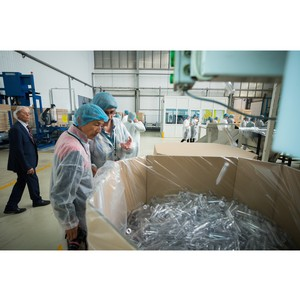 «Балтика» и Европласт намерены развивать переработку ПЭТ-упаковки
