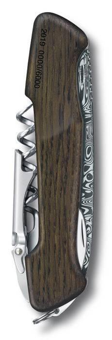 Коллекционный нож сомелье: новое лимитированное издание Wine Master Damast от Victorinox