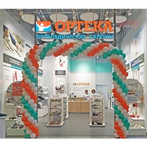 Ортека открыла тридцать третий салон сети в Санкт-Петербурге