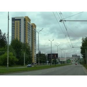 Удмуртэнерго осуществило техприсоединение нового ЖК «Покровский» в Ижевске