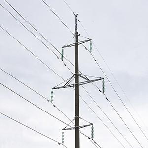 Линия электропередачи ТЭЦ-5 – Мирный к зиме готова