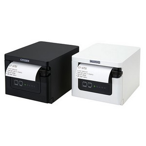 Citizen выпускает новый сверхбыстрый чековый принтер CT-S751 с великолепной эргономикой