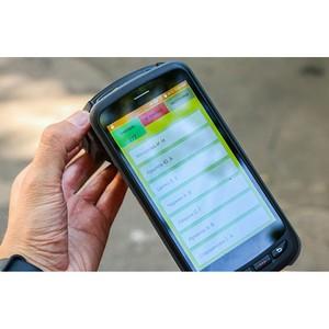 Мобильные RFID считыватели Chainway помогают в эвакуации людей при пожаре