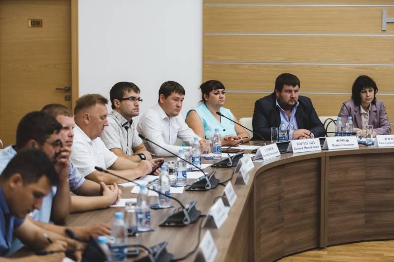 10 пилотных команд активистов ОНФ представили проекты развития населенных пунктов