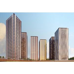 Еще два дома возведут в рамках жилого комплекса на юго-востоке Москвы